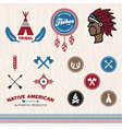 Tribal designs vector image