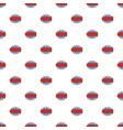 comic boom omg pattern seamless vector image vector image