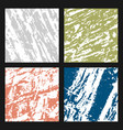 marble overlay texture grunge design elements vector image