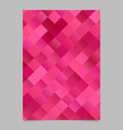 modern abstract gradient geometrical square page vector image vector image