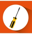 construction tool icon vector image vector image