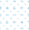 extreme icons pattern seamless white background vector image vector image