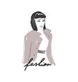 FashionWoman2 vector image