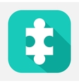 piece of the puzzle vector image