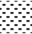 Sponge pattern simple style vector image vector image