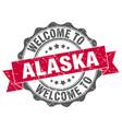 alaska round ribbon seal vector image vector image