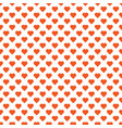 beautiful seamless pattern with orange vector image vector image