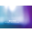 blurred abstract vector image