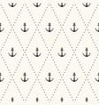 seamless flat pattern polka dot vector image vector image