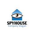 spy house design vector image