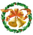 Christmas bells vector | Price: 1 Credit (USD $1)