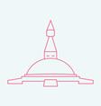 Kathmandu vector image vector image