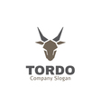 Tordo Design vector image
