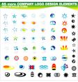 company logo design vector image vector image