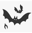 Bat vector image vector image