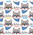 portrait puppys and inscription fashion husky dog vector image vector image