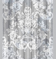 vintage baroque style background luxury vector image vector image