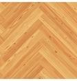Herringbone Parquet Seamless Floor Pattern vector image