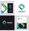 logo design element 26 vector image vector image