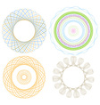 spirograph4Elements vector image