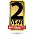 2 year warranty golden label