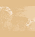 beige abstract background vector image