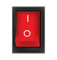 Off button vector image