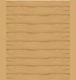 wooden plank wooden wall of vector image vector image
