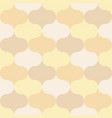 seamless pattern moroccan theme vector image vector image