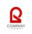 abstract realty logo - logo concept abstract vector image