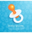 Childrens Background vector image vector image