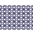 geometric seamless art deco style rhombus vector image vector image