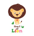 jungle animal t shirt design vector image