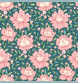 provence style pattern vector image