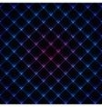 Abstract neon light black texture vector image