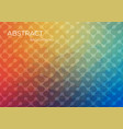 abstract vibrant bleb-shapes colorful background vector image vector image