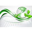 green design vector image vector image