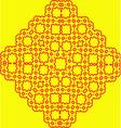 China pattern vector image vector image
