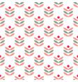 seamless pattern abstract berries vector image
