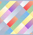 abstract seamless gradient diagonal stripe vector image vector image