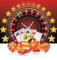 Casino elements vector | Price: 3 Credits (USD $3)