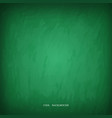green grunge textured background vector image