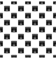 April 1 calendar pattern simple style vector image