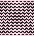 chevrons seamless pattern background pink and vector image vector image