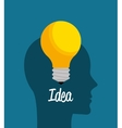 Creatives ideas graphic vector image vector image