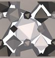 futuristic seamless pattern vector image vector image