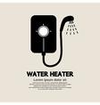 Water Heater vector image vector image