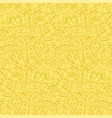 seamless dry sand texture and pattern vector image vector image
