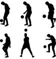 juggler vector image