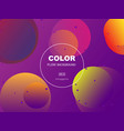 creative geometric wallpaper trendy gradient vector image vector image
